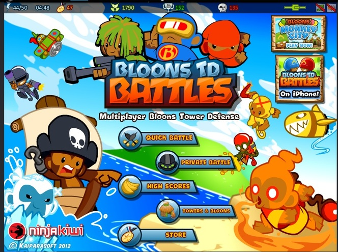 Game Money Hack - Hack Bloons TD Games Easily
